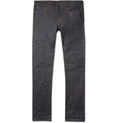 NN.07 James Slim-Fit Raw Selvedge Denim Jeans