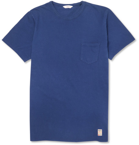NN.07 Tommy Cotton Crew Neck T-Shirt