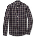 NN.07 Denzel Plaid Flannel Shirt