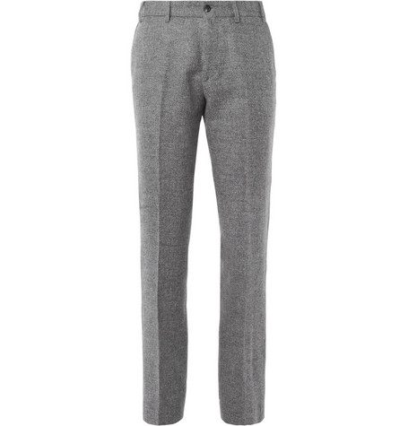 Our Legacy Slim-Fit Wool Suit Trousers