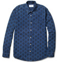 Our Legacy First Woven-Jacquard Cotton Shirt