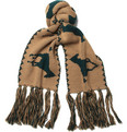 Band of Outsiders Patterned Alpaca Scarf