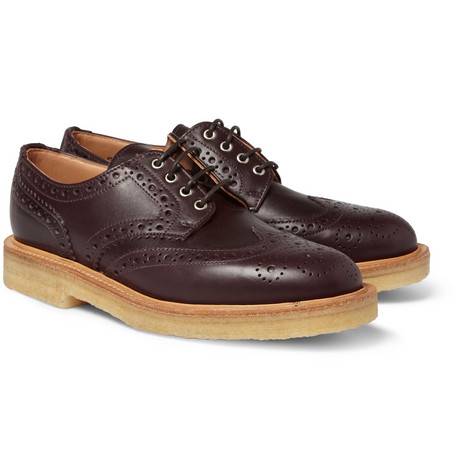 Mark McNairy Rubber-Sole Leather Brogues