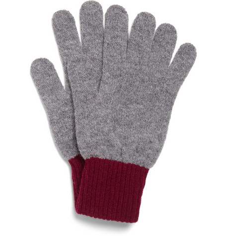 YMC Lambswool Gloves