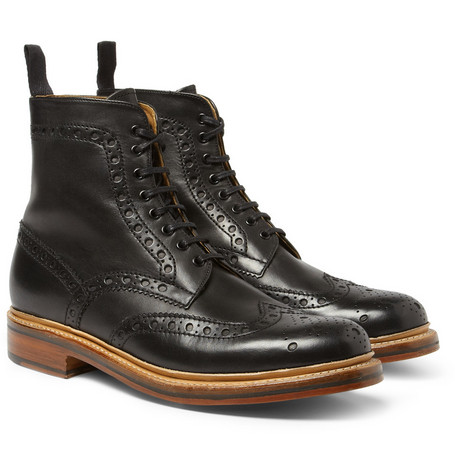 Grenson shoes, maketh the man, boots