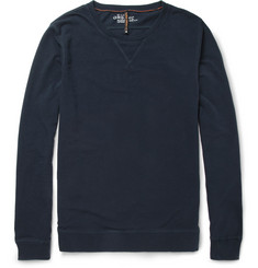 Nudie Jeans Fairtrade Organic Cotton-Piqué Sweatshirt