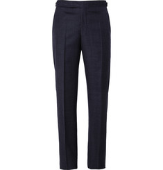 Richard James Relaxed-Fit Wool Suit Trousers