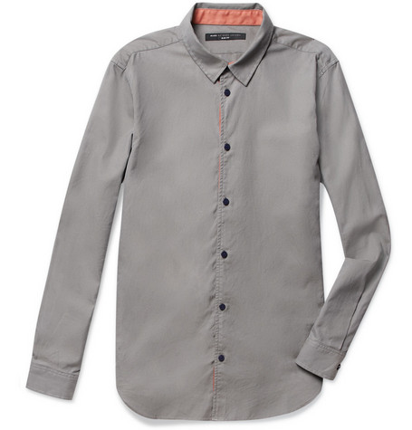 Marc by Marc Jacobs Brushed-Cotton Oxford Shirt