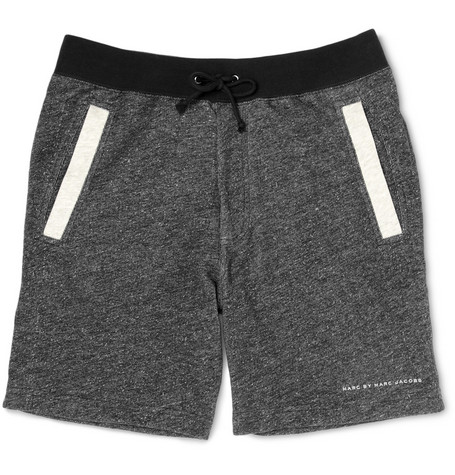 Marc by Marc Jacobs Loopback-Cotton Sweat Shorts