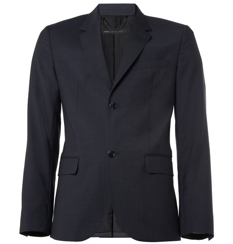 Marc by Marc Jacobs Slim-Fit Wool Blazer