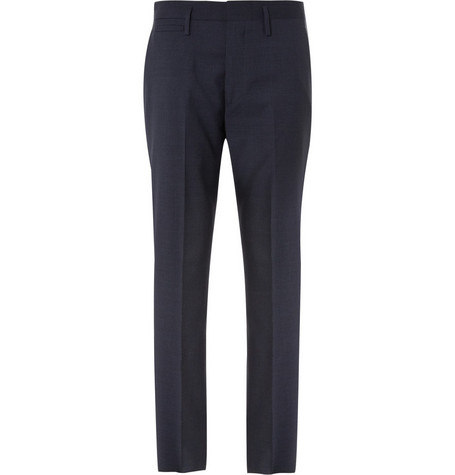 Marc by Marc Jacobs Slim-Fit Wool Trousers