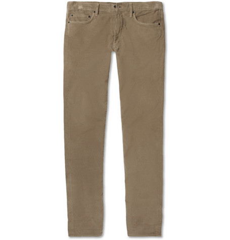 Marc by Marc Jacobs Slim-Fit Corduroy Trousers