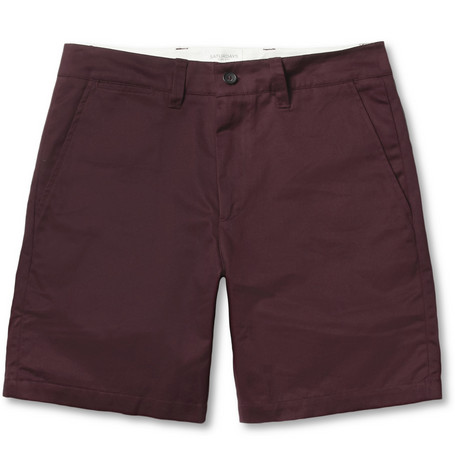 Saturdays Surf NYC Tommy Cotton-Twill Shorts