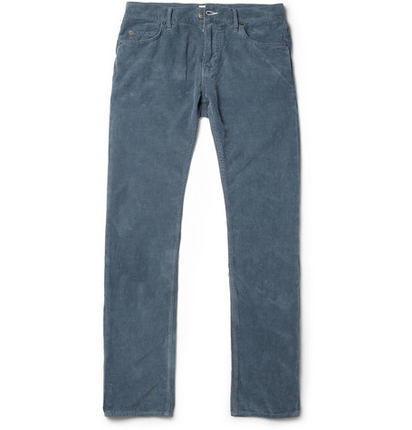 Jean.Machine J.M-2 Straight-Leg Corduroy Trousers