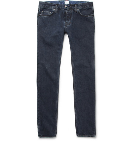 Jean.Machine J.M-1 Overdyed Slim-Fit Jeans