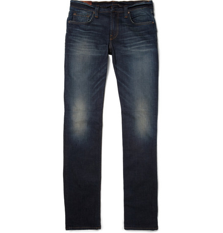 J Brand Kane Straight-Fit Denim Jeans
