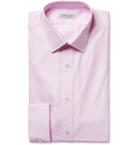 Charvet Cotton Oxford Shirt