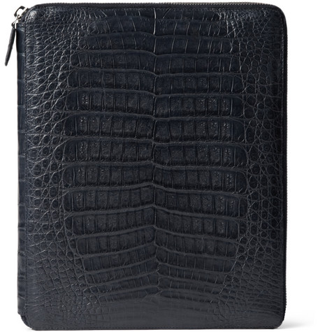 Santiago Gonzalez Crocodile iPad Case