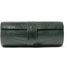 Santiago Gonzalez Crocodile Watch Case