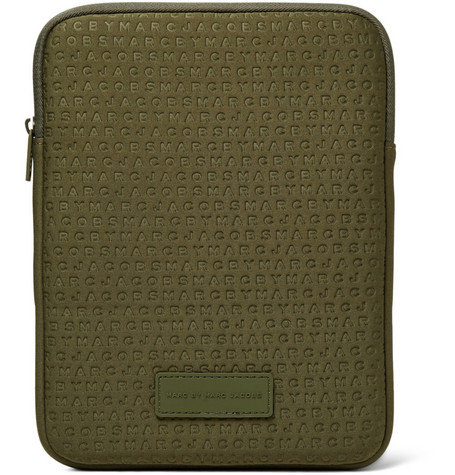 Marc by Marc Jacobs Designer-Embossed Neoprene iPad Case