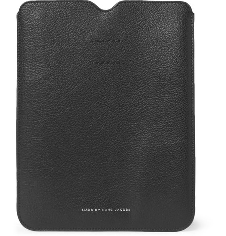 Marc by Marc Jacobs Leather iPad Case