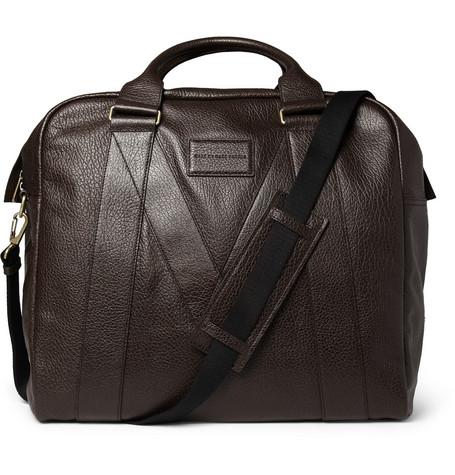 Marc by Marc Jacobs Textured-Leather Holdall