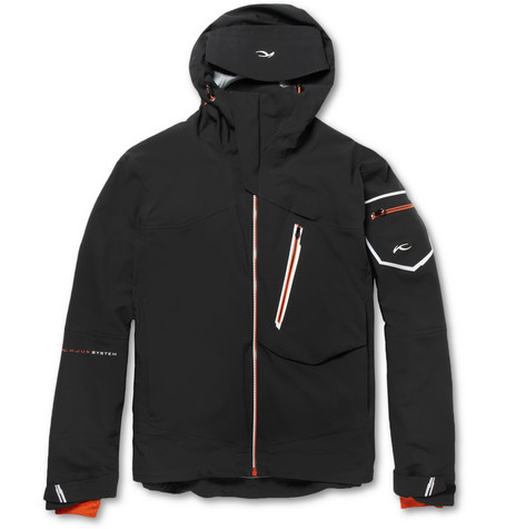 Kjus Charger Four-Way-Stretch Three-Layer Skiing Jacket