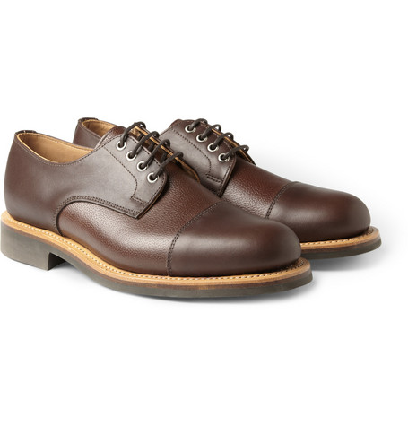 Oliver Spencer Leather Derby Shoes