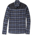 A.P.C. - Check Cotton Shirt