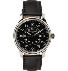 Mougin & Piquard x J.Crew Grande Seconde Stainless Steel Watch