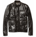 Belstaff - Brad Washed-Leather Jacket