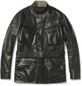 Belstaff - Preston Leather Jacket
