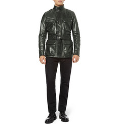 Belstaff Preston Leather Jacket