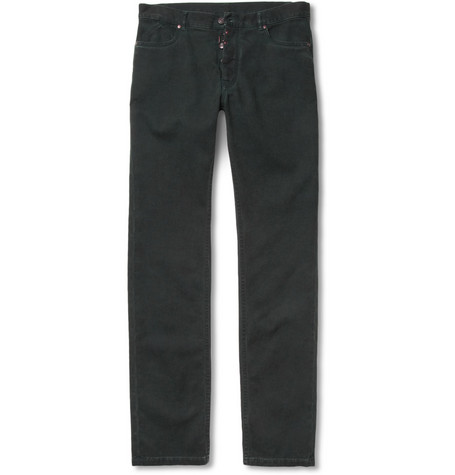 Maison Martin Margiela Overdyed Slim-Fit Jeans