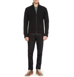 Maison Martin Margiela Truck Driver Zip-Through Cardigan