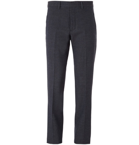 Maison Martin Margiela Slim-Fit Wool Trousers