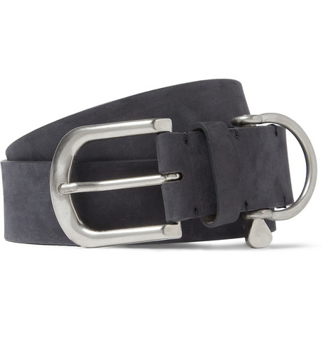 Maison Martin Margiela Nubuck Leather Belt