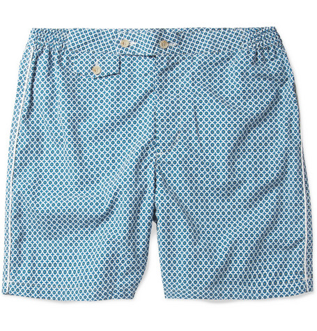 Chucs Printed Swim Shorts