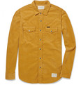 Neighborhood Fine-Corduroy Shirt