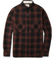 Neighborhood Check Cotton Shirt