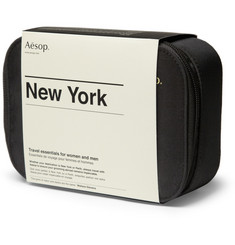 Aesop New York Travel Kit