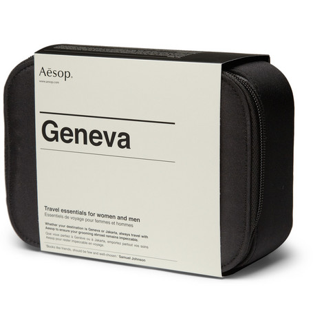 Aesop Geneva Travel Kit