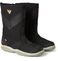 Musto Sailing HPX Leather and Canvas Sailing Boots