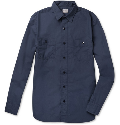 J.Crew Cotton-Poplin Shirt