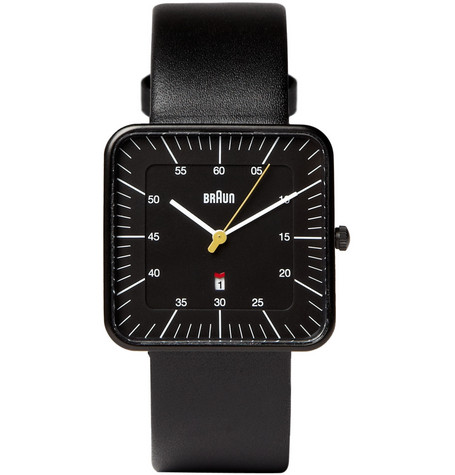 Braun x Dieter Rams BN0042 Stainless Steel Watch