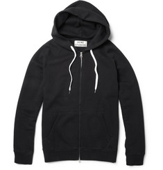 Acne Exclusive College Loopback-Cotton Hoodie