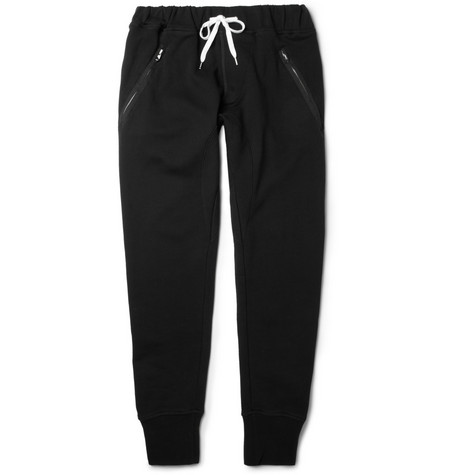 Acne Studios Exclusive John Loopback-Cotton Sweatpants
