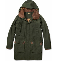 Musto Shooting Highlands Waterproof Canvas Jacket