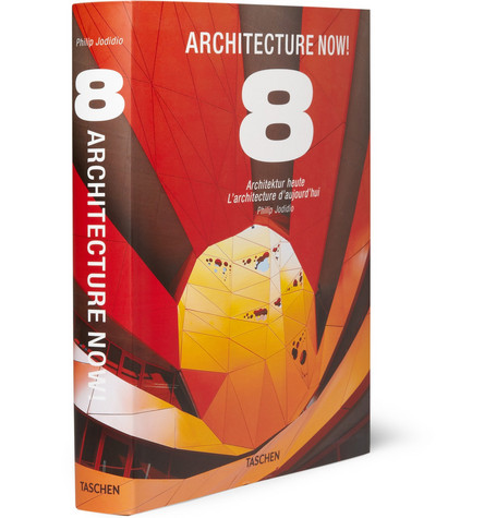 Taschen Architecture Now! 8 by Philip Jodidio