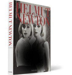 Taschen Helmut Newton Work by Helmut Newton, Françoise Marquet and Manfred Heiting Hardcover Book